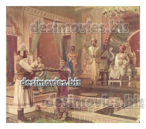 Haider Ali (1978)  Lollywood Lobby Card Still 3