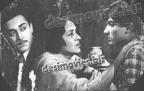 Hamrahi (1966) Lollywood Lobby Card Still 6