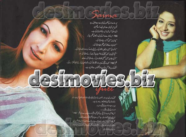 Hum aik Hain (2004) Lollywood Original Booklet C