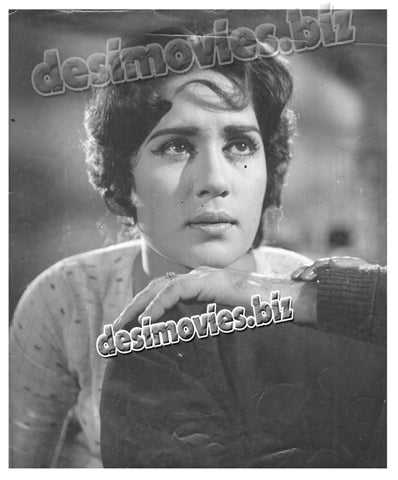 Ek Tera Sahara (1963) Lollywood Lobby Card Still