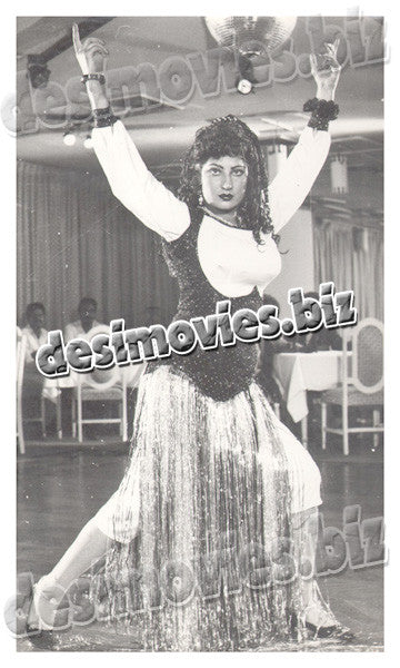Alaqa Ghair (1993) Lollywood Lobby Card Still 2