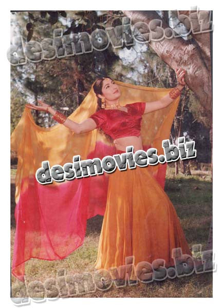 Ishq Zindah Rahy Ga (1999) Lollywood Lobby Card Still 1