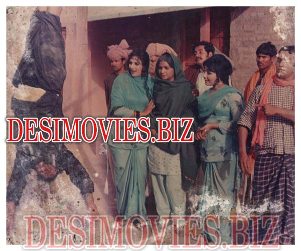 Japani Guddi (1972) Lollywood Lobby Card Still 1