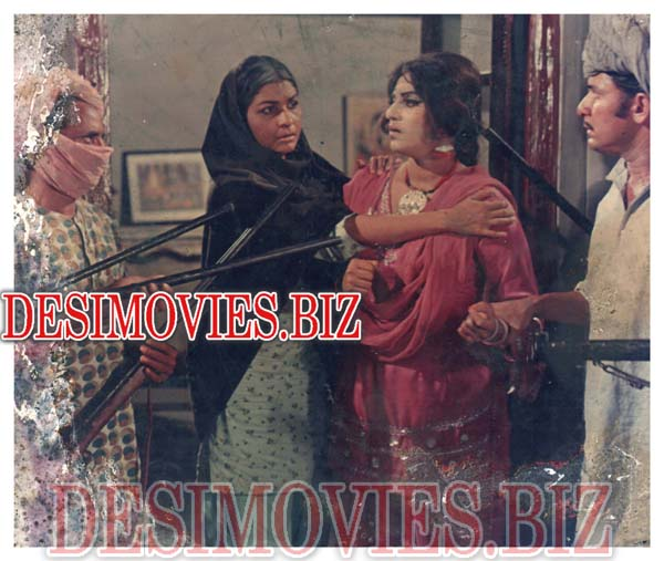 Japani Guddi (1972) Lollywood Lobby Card Still 4
