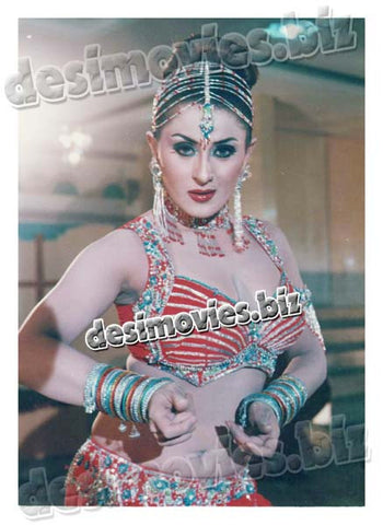 Laila  (1996-2017) Lollywood Lobby Card Still