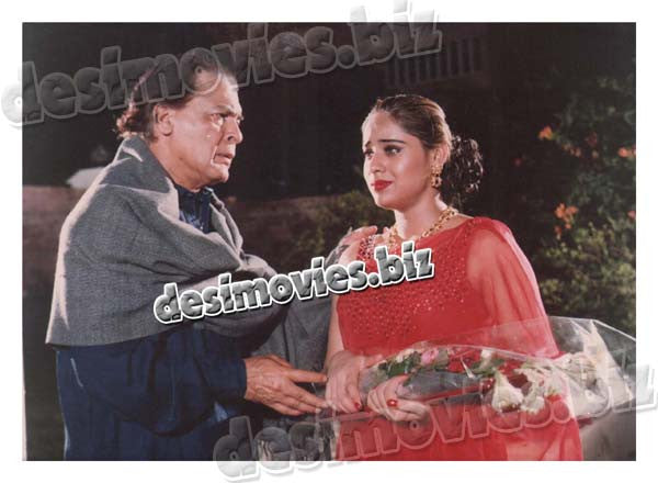 Main Teri Aashiq Hoon (unreliz) Lollywood Lobby Card Stil 3