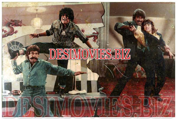 Miss Cleopatra (1990) Lollywood Lobby Card Still-8