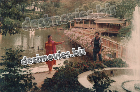 Miss Singapore (1985) Lollywood Lobby Card Still D