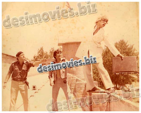 Mout Meri Zindagi (1979) Lollywood Film Lobby Card Still-01
