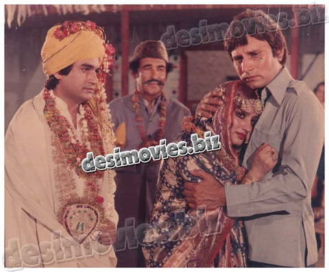 Mout Meri Zindagi (1979) Lollywood Film Lobby Card Still-02