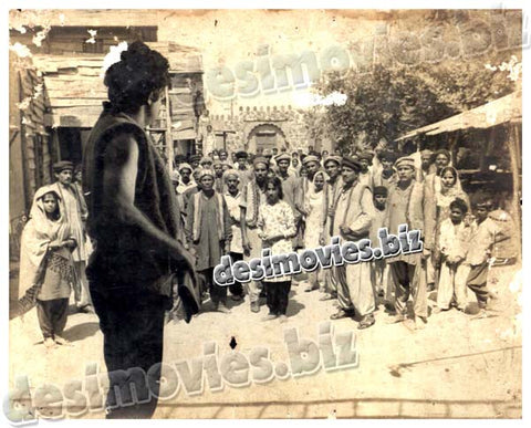 Mujhey Jeene Do (1968) Lobby Card Still -2