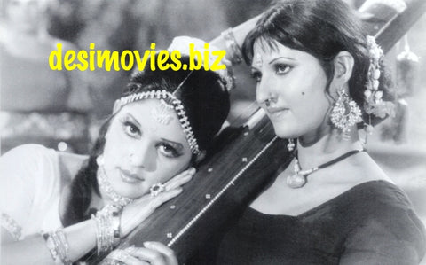Mumtaz and Aasia (1978) Lollywood Stars