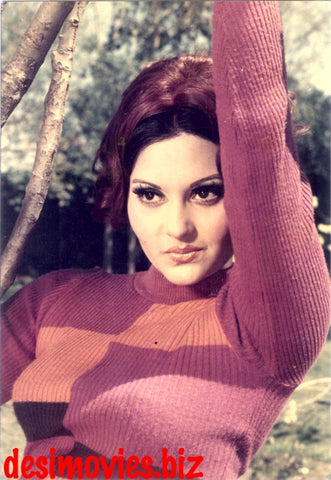 Nazli (1970s-80s) Lollywood Star