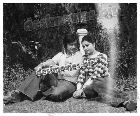Nishani (1979) lollywood Lobby Card Still 1