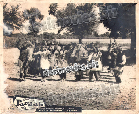 Pardah (1966) Lobby Card Still 4