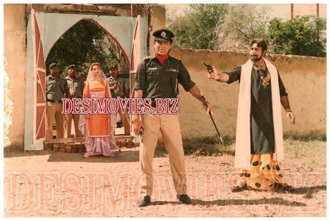 Phoolen Devi (1989) Lollywood Lobby Card Still 2