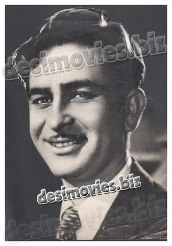 Raj Kapoor (1950) Bollywood Lobby Card Still