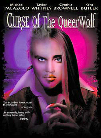 Curse of Queerwolf DVD Region 1