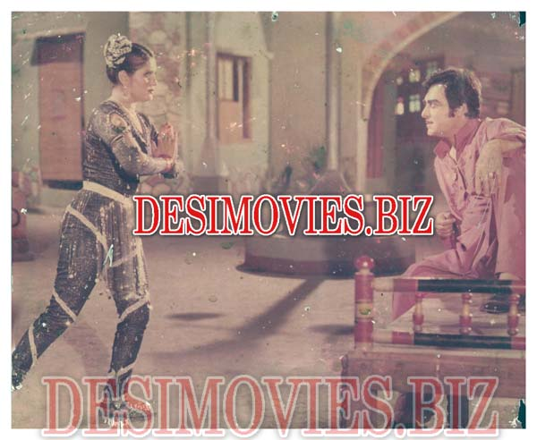 Sharif Badmash (1975)  Lollywood Lobby Card Still 2