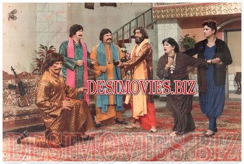 Silsila (1987) Lobby Card Still 2