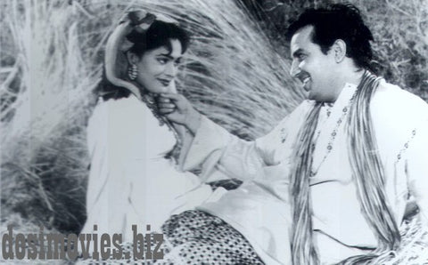Sudhir and Mussarat Nazir (1956) Lollywood Stars