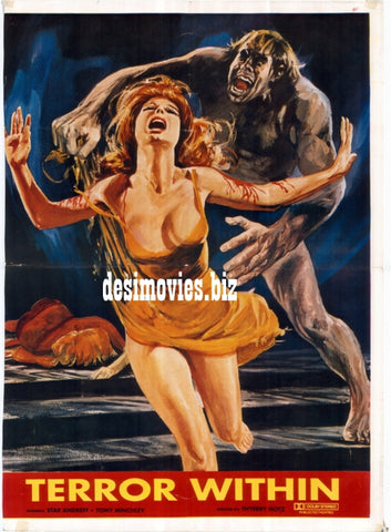 Beast in Heat AKA Terror Within (1977)