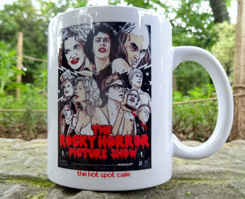 "THE ROCKY HORROR PICTURE SHOW"" Mug"