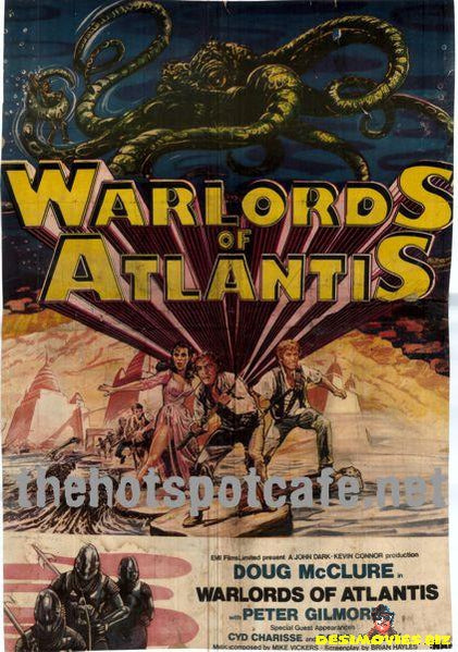 Warlords of Atlantis (1978)