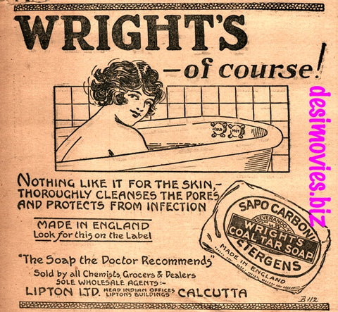 Wright's Soap (1927) Press Advert 1927