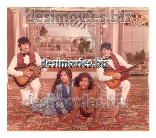 Yeh Zamana aur Hay (1981)  Lollywood Lobby Card Still