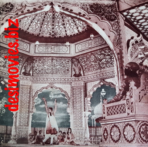 Zeba in Taj Mahal (1969) Lollywood Still