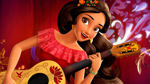 Fiesta with Elena of Avalor - September 30 @ 2pm