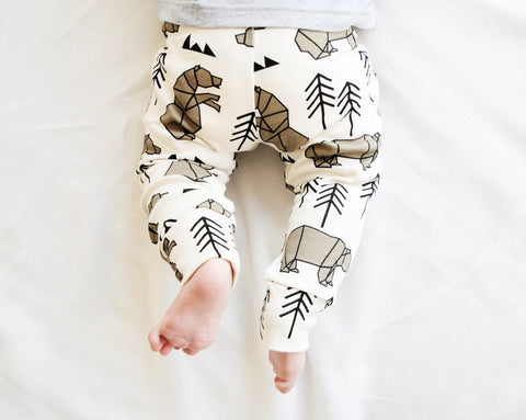 Mr Bear Leggings