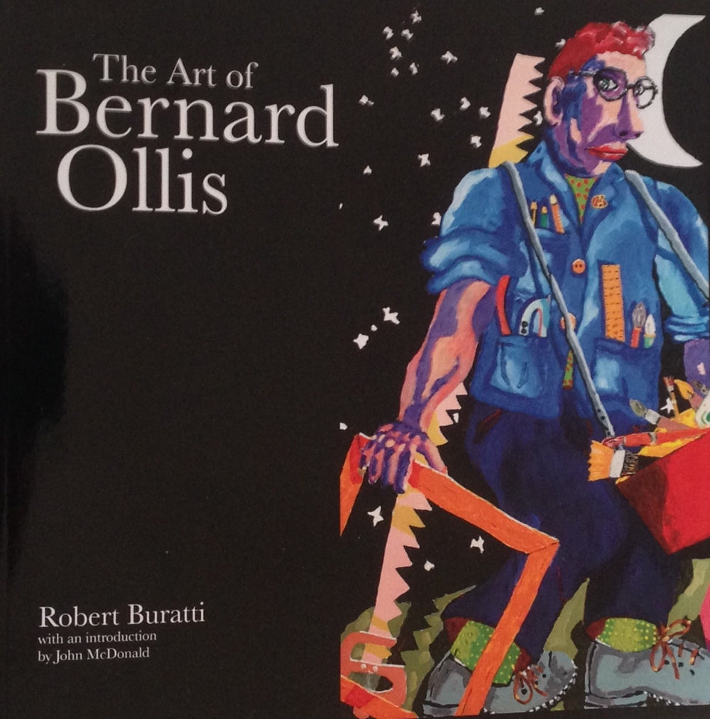 The Art of Bernard Ollis - Soft Cover