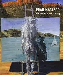 The Painter in the Painting - Euan Macleod