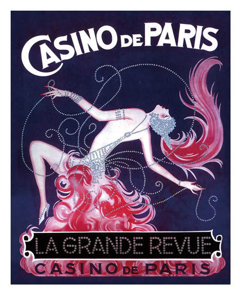 Gaston Girbal - Casino de Paris