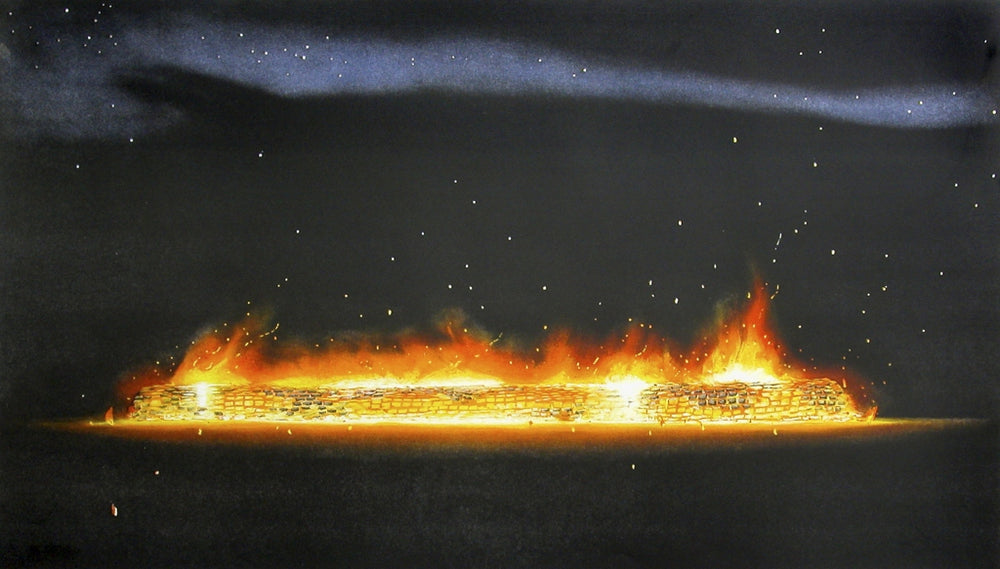 TIM STORRIER - Midnight Embers, 2002