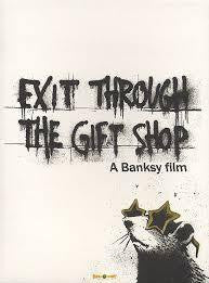 DVD - Exit Through The Gift Shop (Banksy)