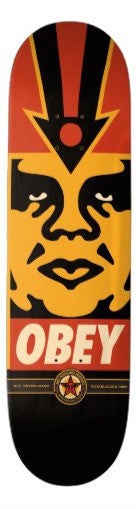 Shepard Fairey - OBEY I Art Deck
