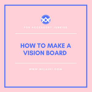 HOW TO MAKE A VISION BOARD TO MANIFEST YOUR CREATIVE SUPERPOWER 💎 💎 💎