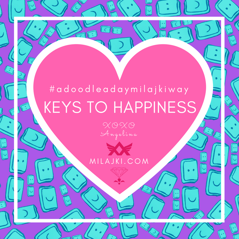MY SECRET KEYS TO HAPPINESS! 🔮💫 🙏🏻💻💝💕💎👌🏻😅🤘🏻