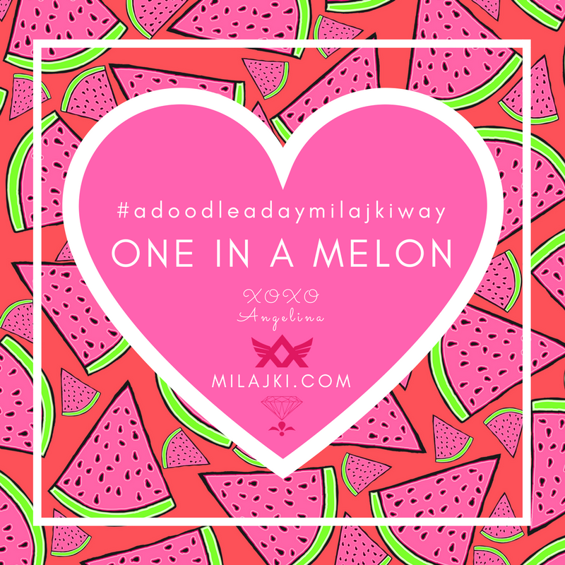 OH BABY BE MY ONE IN A MELON!! 🙌🏻🍉💕🍉💕🍉💕🍉💕🍉💕💎👌🏻