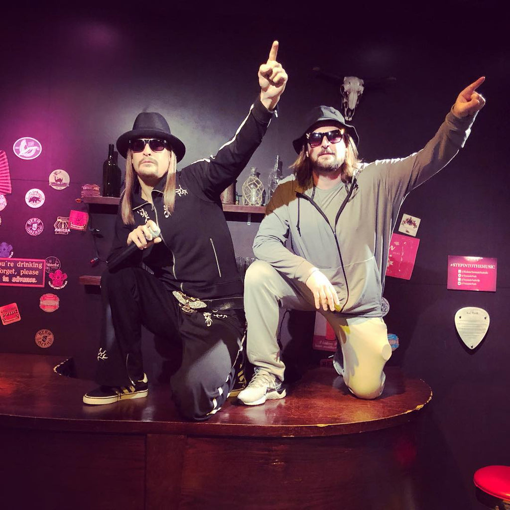 Pierre Kid Rock milaki treasure hunting & starstruck in Nashville