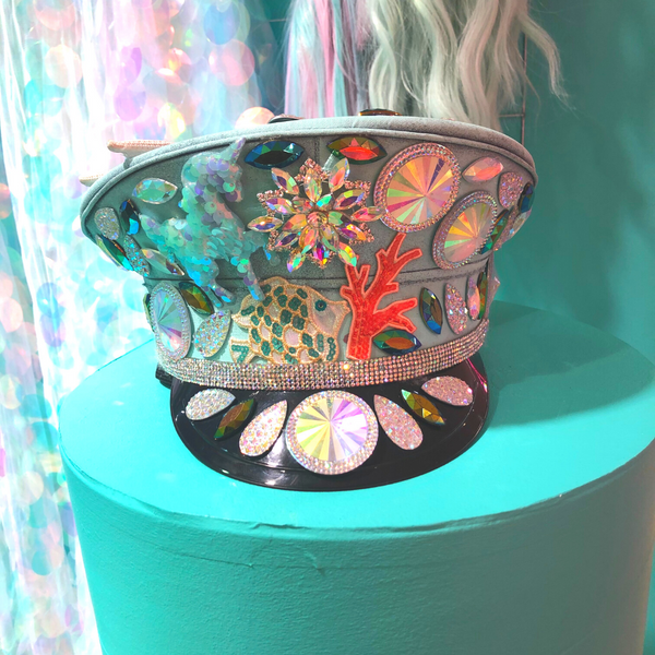 COH!ACHELLA Festival Hat - Mermaid