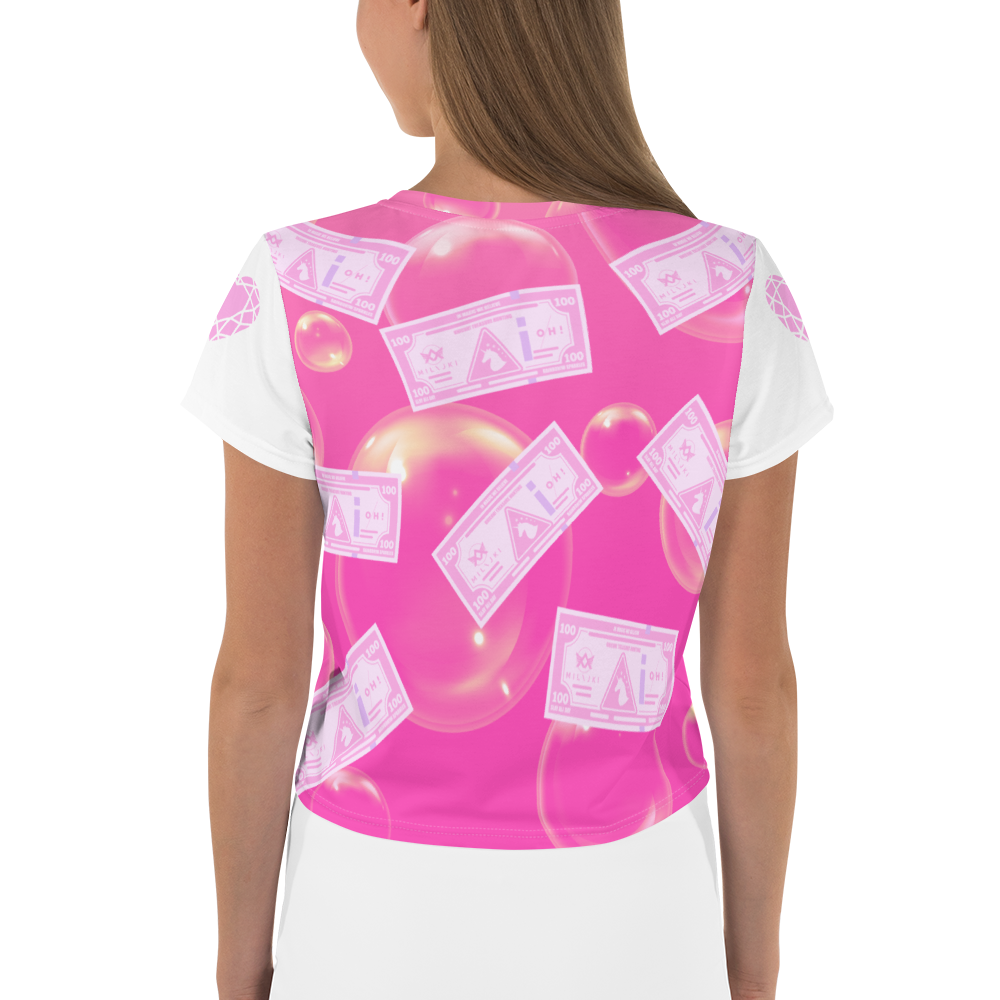 FlamingOH! Inn Crop Tee