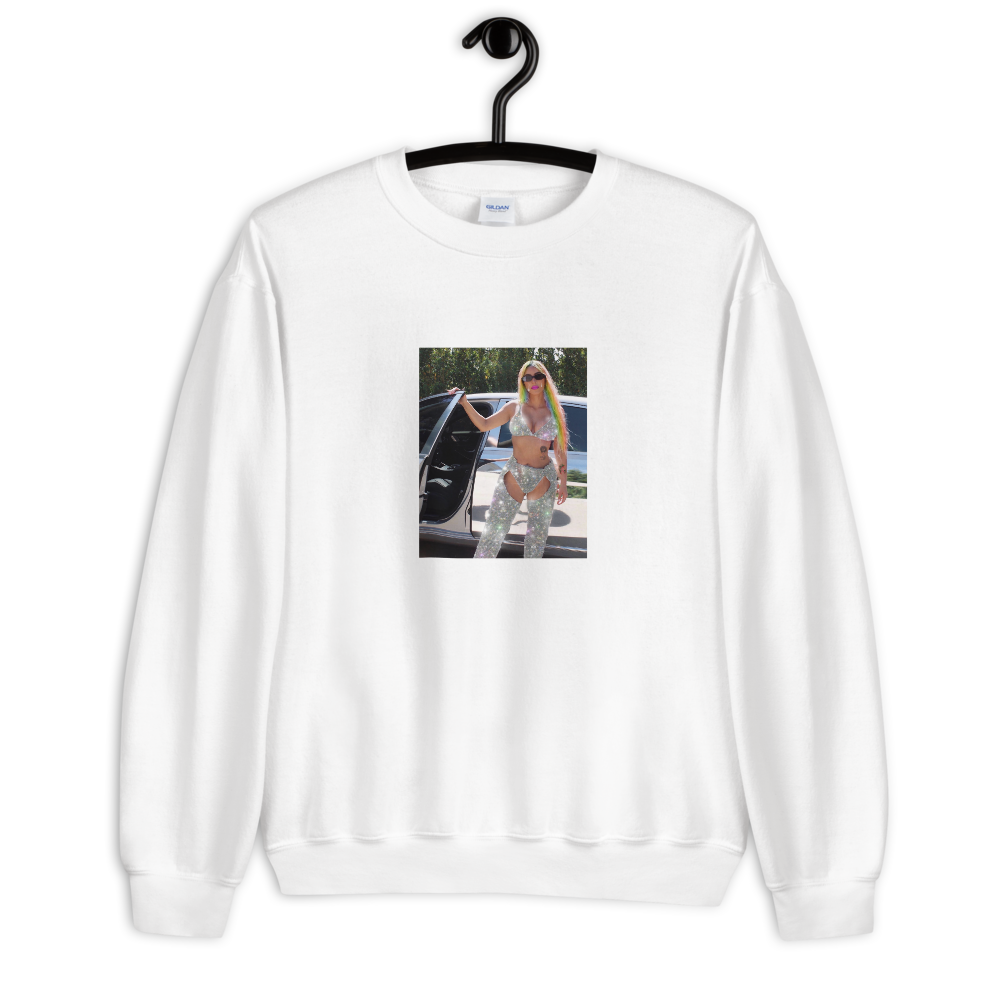 Reality Queen Insta-FamOH!us Sweatshirt