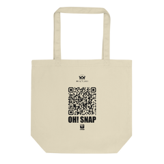 Wake Up Make Up Insta-FamOH!ous Eco Tote Bag