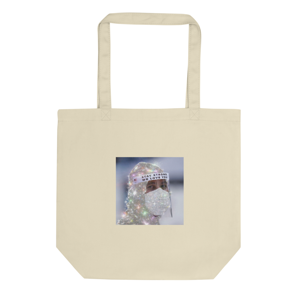 Nurses Are HerOH!s Insta-FamOH!us Eco Tote Bag