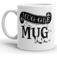 330ml Witchcraft & Wizardry Range (MUG-GLE) Mug! Homeware £10.99 Wizarding Wares