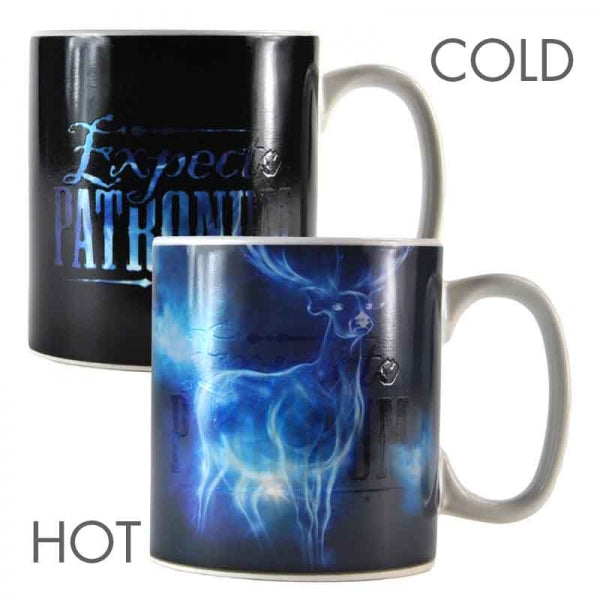 Harry Potter (Heat Change) Magic Expecto Pratronum Mug